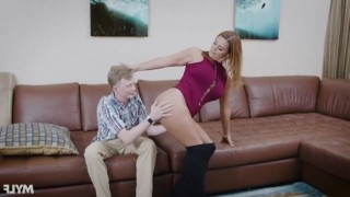this wife fucks with neighbor in all her free time