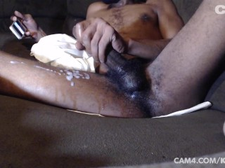 Black and watches porn cam4 male...