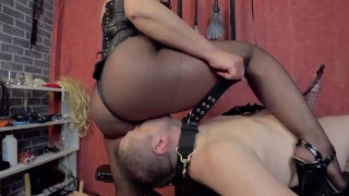 Goddess Andreea Anal Beads Penis Pumps compilation Part 2