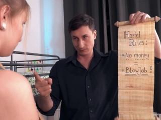 HERLIMIT – Petite Slut Martina Smeraldi Wanted Two Big Dicks In Her Holes – LETSDOEIT