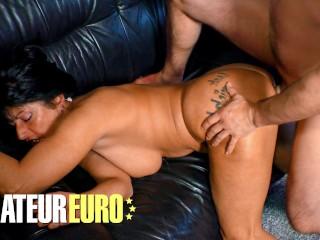 Xxxomas german mature gets pounded like crazy amateureuro...