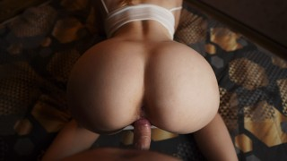 Doggystyling My Sexy Wife With Perfect Body And Big Ass POV — 4K Amateur