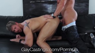 GayCastings Hot Guys Fucked By Casting Agent Compilation