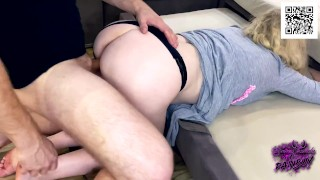 Fucked Stifler's Mom! Came to visit a friend and there was his horny milf AnnyCandyPainboy