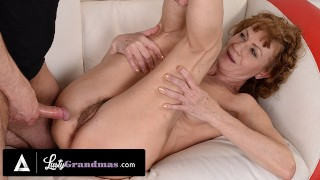 LustyGrandmas My Hunky Yoga Instructor Assfucked Me After Our Session