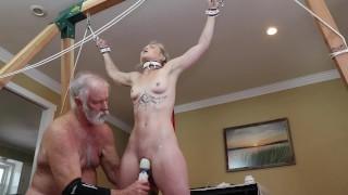 Kay Carter (DSC7-3) Anal Bondage Edge Play Doggystyle Creampie Fingering