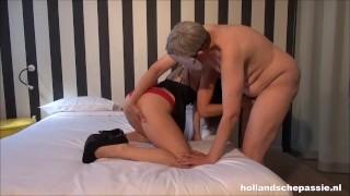 Dutch amateur porn