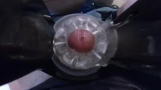 Cock Milking Machine does it's job