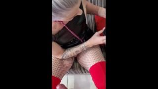Slutty Super Hot 🔥 Friend Extreme Rough Cloaking & Bondage Fuck Session Hardcore