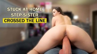 STUCK AT HOME STEP-SISTER CROSSED THE LINE - PREVIEW - ImMeganLive
