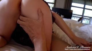 L'amatrice française Luna Dolcezza baisée au réveil
