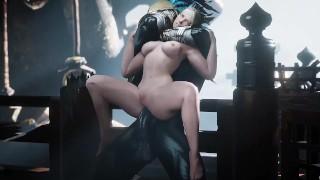 Mortal Kombat 11 Sonya Blade vs Kotal Kahn