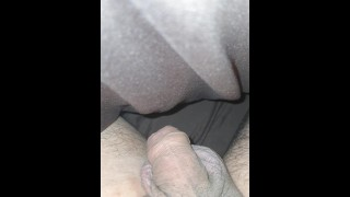 Step mom caught daughter boyfriend naked having a small cock