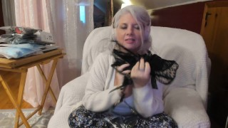 Curvy MILF Rosie: Painted Rose Live Stream Cam Chat 9-10-2021 Mail Day Post Filming